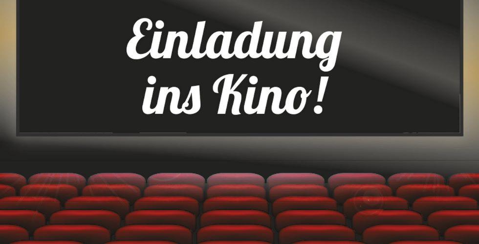 Kinogutschein als Geschenk für Hollywood Megaplex Kinos