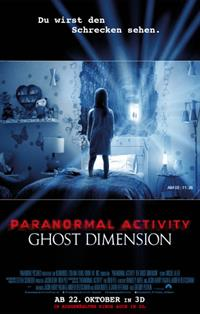 Bild: Paranormal Activity 5: Ghost Dimension 3D