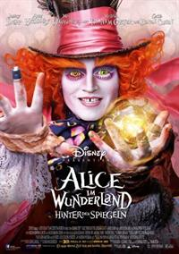 Bild: OV ATMOS Alice through the Looking Glass 3D