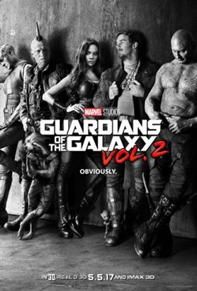 Bild: MEGA Vorverkauf Guardians of the Galaxy Vol. 2