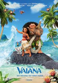 Vaiana-das Paradies hat einen Haken