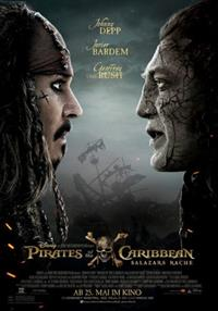 Pirates of the Carribean 5 – Salazars Rache
