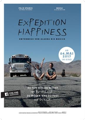 Bild: MEGA Vorverkauf: Expedition Happiness