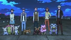 Bild: MEGA Anime: DIGIMON ADVENTURE tri.