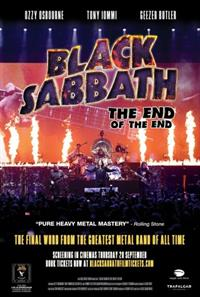 Bild: Black Sabbath:The End of The End