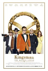 Bild: ATMOS Kingsman 2: The Golden Circle