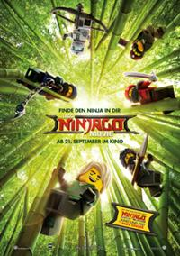 Bild: OV The Lego Ninjago Movie 3D