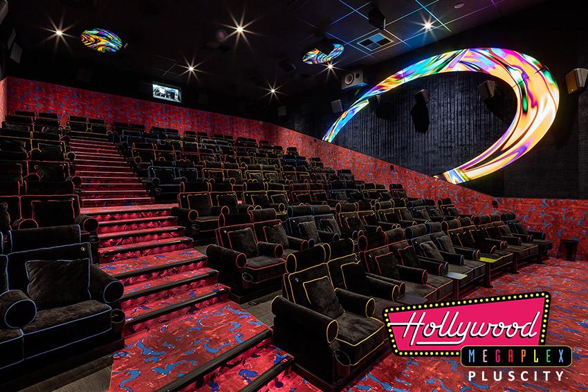 Hollywood Megaplex Pluscity Und Imax Theatre Und 4dx Hollywood