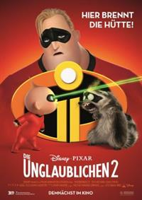 Bild: OV The Incredibles 2 3D Dolby Atmos