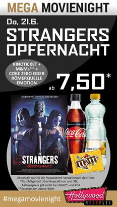 Bild: MEGA MovieNight: The Strangers: Opfernacht