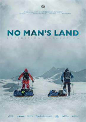 Bild: MEGA Sportfilmevent: No Man´s Land – Expedition Antarctica