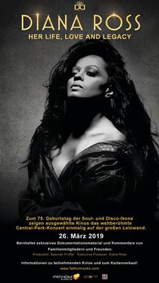 Bild: MEGA Musikevent: Diana Ross: her Life, Love and Legacy