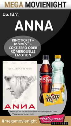 Bild: MovieNight: Anna