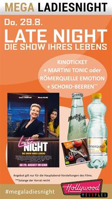 Bild: LadiesNight: Late Night