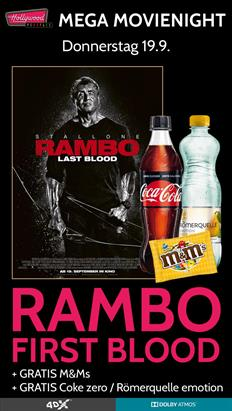 Bild: MovieNight: Rambo: Last Blood