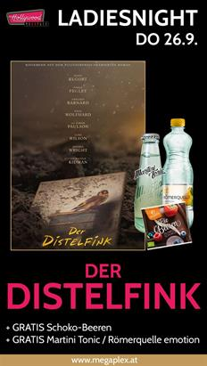 Bild: LadiesNight: Der Distelfink