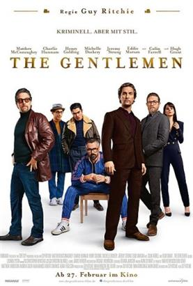 Bild: MovieNight: The Gentlemen