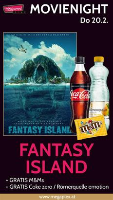 Bild: MovieNight: Fantasy Island