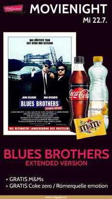Bild: MovieNight: Blues Brothers Extended Version