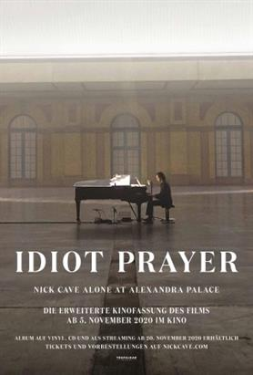 Bild: Musikevent: Idiot Prayer - Nick Cave Alone at Alexandra Palace
